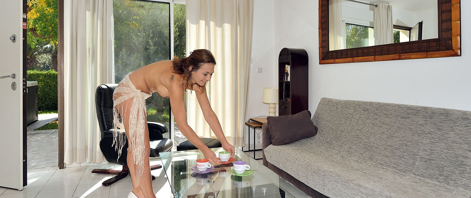 Pics cap d agde France's Nude