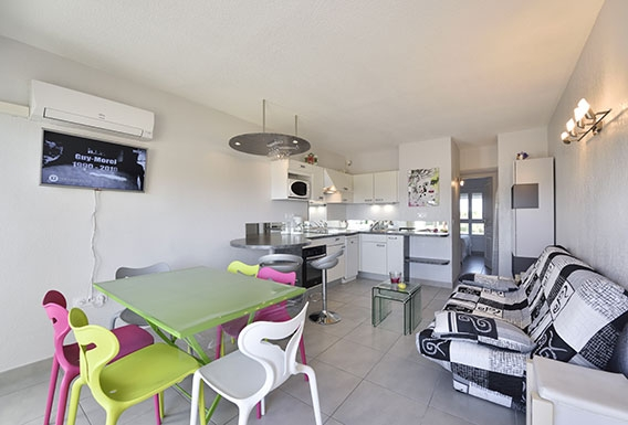 Nirvana naturist apartment
