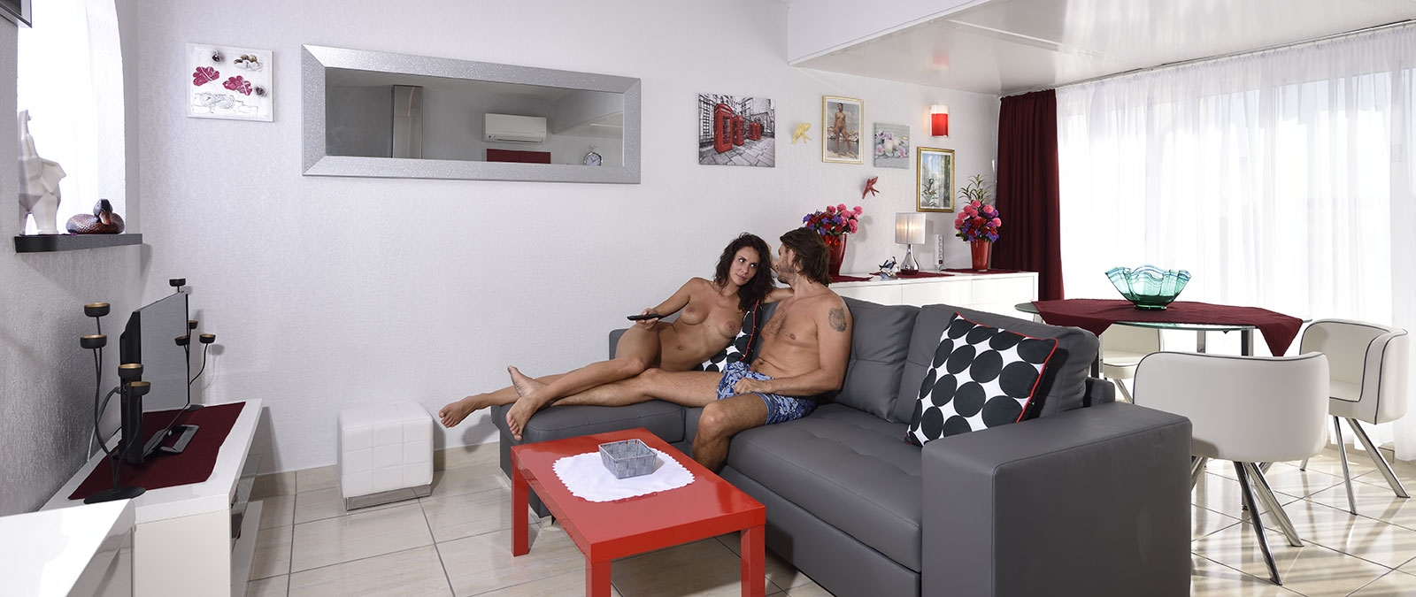 Vermietung Swinger-Apartment Sawadee II